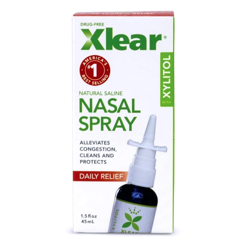 Xlear Nasal Spray for Sinus Relief