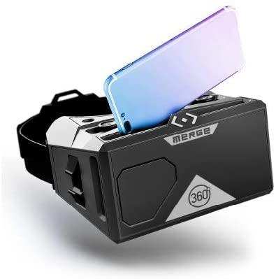 merge AR/VR headset