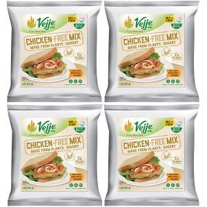vegan meat vejje mixes