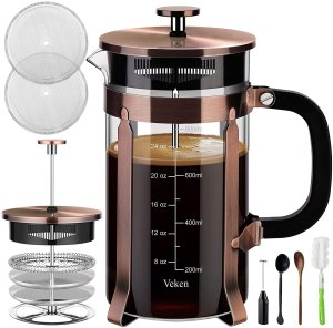 best small coffee makers veken