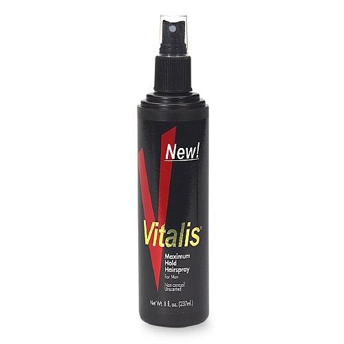 Vitalis Maximum Hold Hair Spray For Men