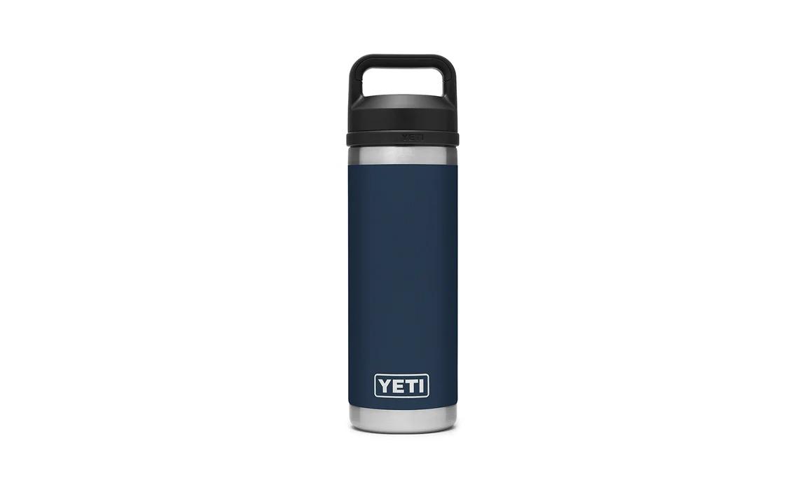 Personalizable Yeti Rambler water bottle