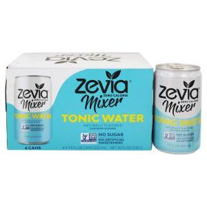 zevia soda tonic water