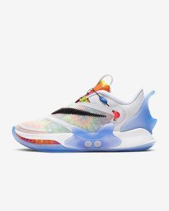 Nike adapt basketball shoe