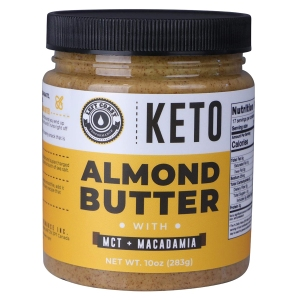 Left Coast Keto Almond Butter