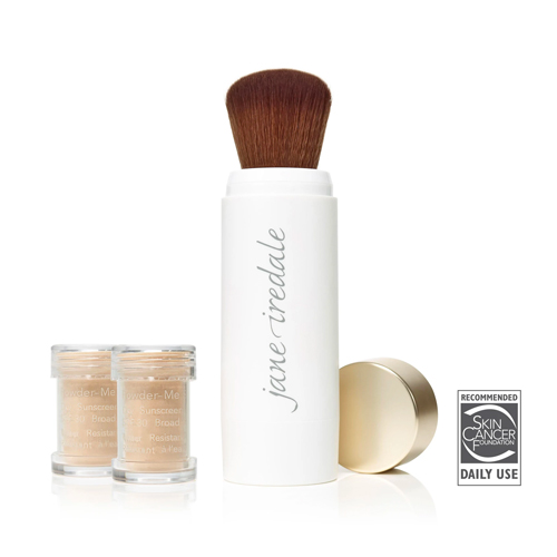jane iredale all natural sunscreen for daily use (Powder-Me Dry Sunscreen, SPF 30)