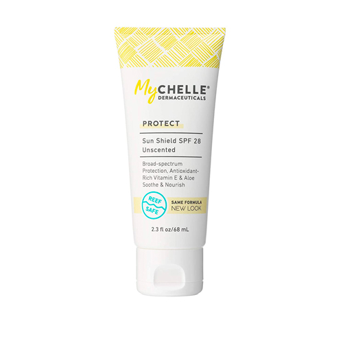 MyChelle Sun Shield Coconut Natural Sunscreen, SPF 28