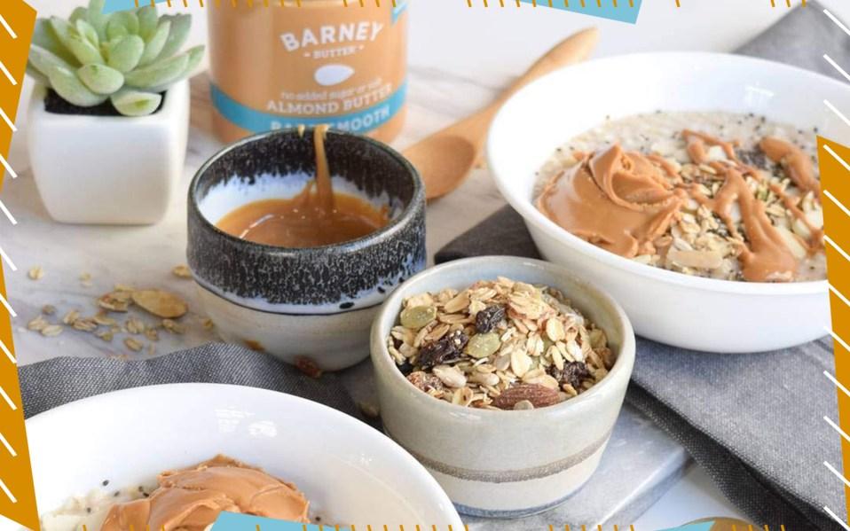 BARNEY Almond Butter, best almond butter