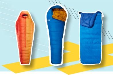 best-down-sleeping-bags
