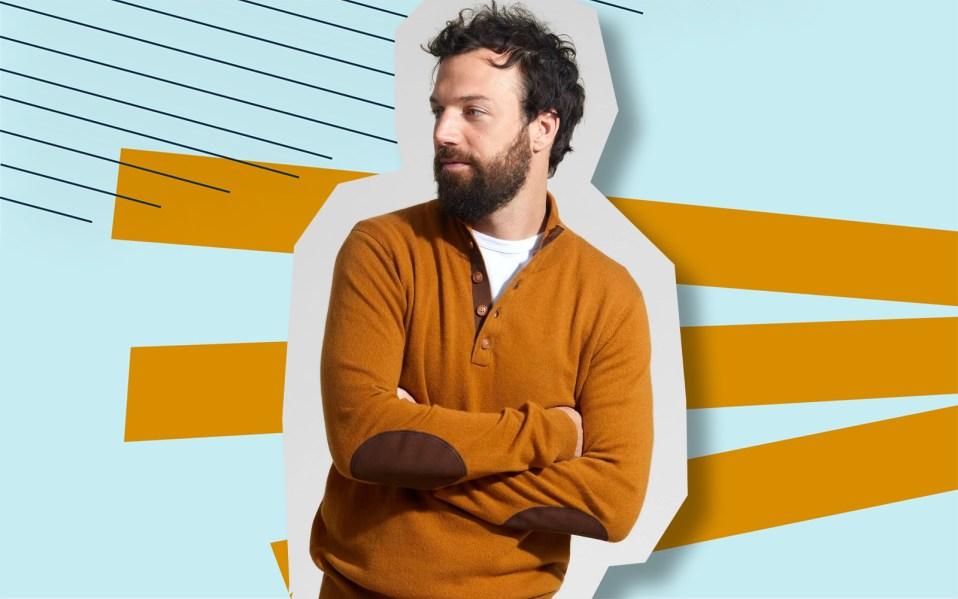 best mock neck sweaters for men