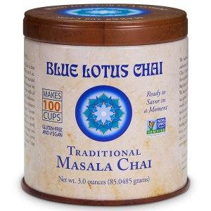 blue lotus chai, coffee alternatives