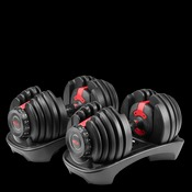 Bowflex SelectTech 552 Dumbbells, Best Exercise Equipment for Small Spaces