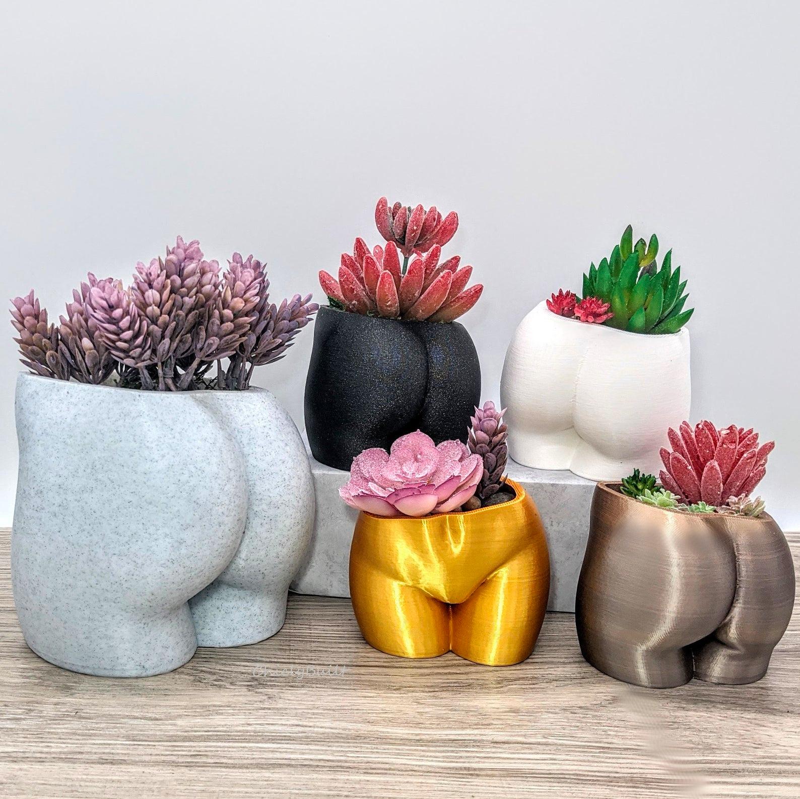 butt planters, best plant pots