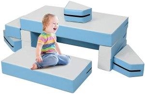 Costzon climb and crawl foam set, nugget alternatives
