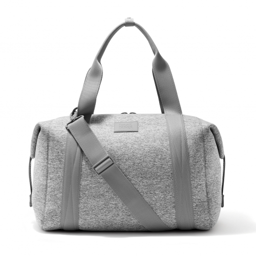 gender neutral gifts, gray carryall bag