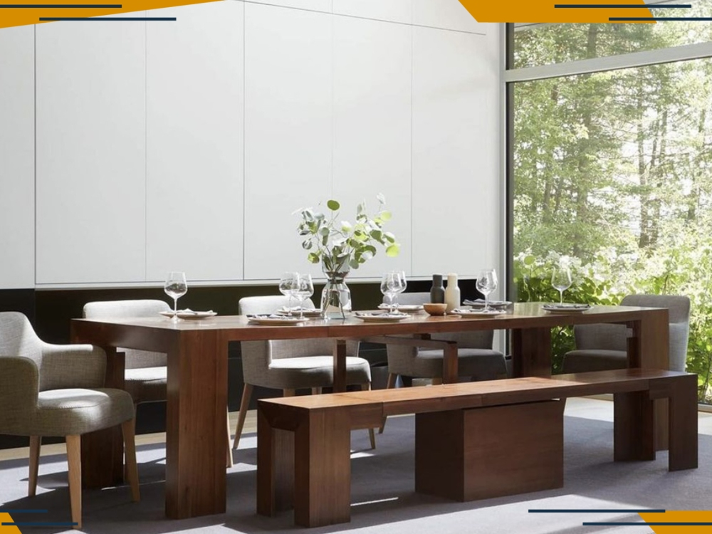 12 Best Expandable Dining Tables For, Dining Room Sets With Expandable Table
