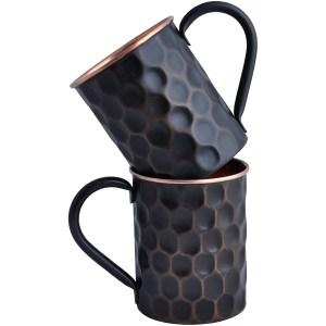 Staglife Black Diamond Moscow Mule Copper Mugs
