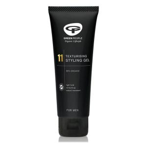 green people styling gel, men's natural grooming products