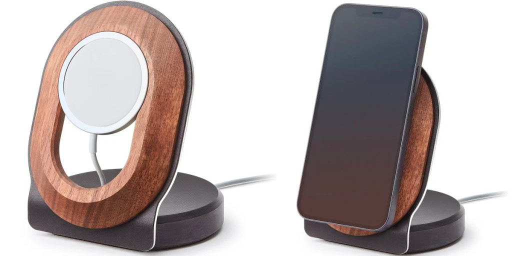 grovemade magnetic iphone stand