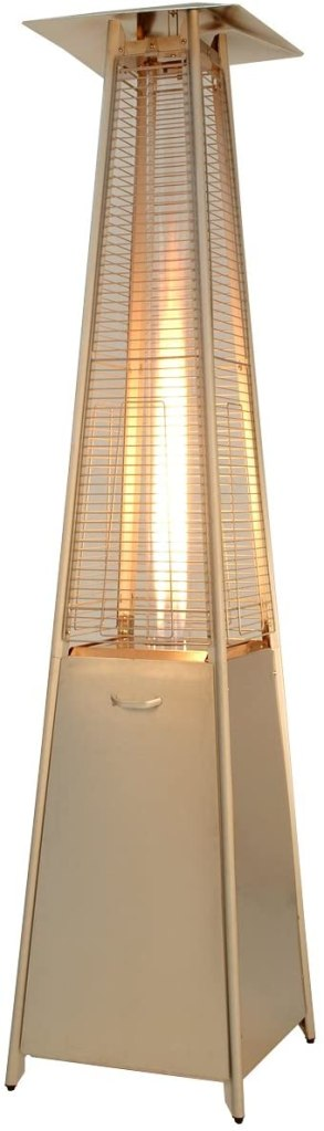 hiland pyramid heater
