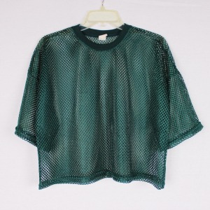 Home Skooled Shop 90s Mesh Crop Top