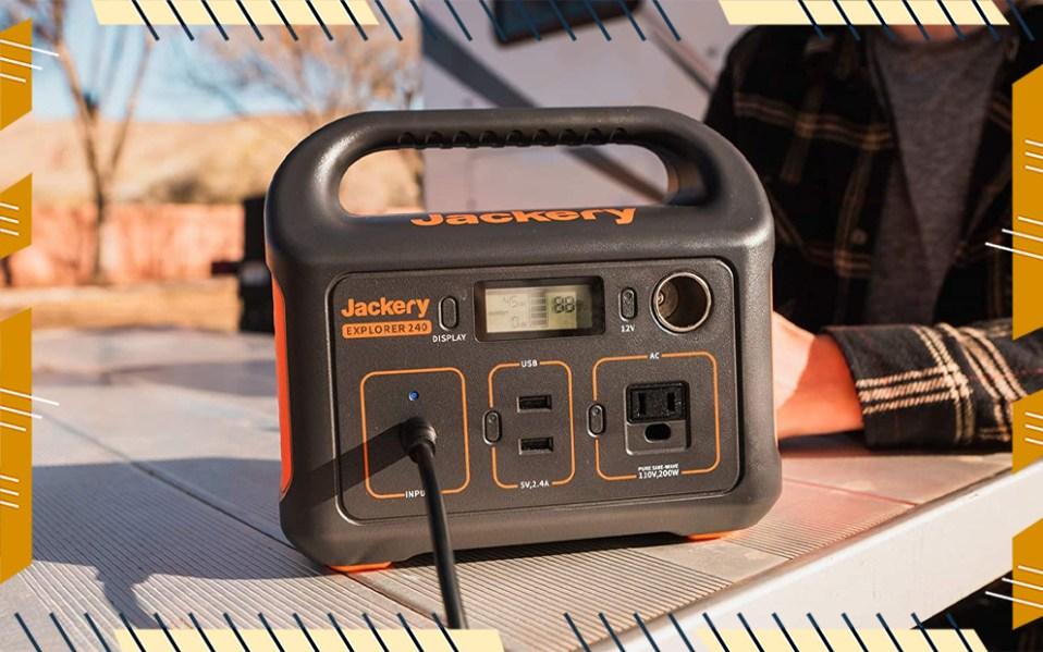 jackery portable power station explorer reviews