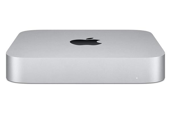 m1 mac mini on white background, best desktops of 2021