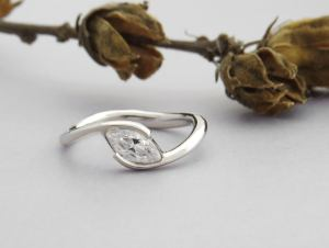 Marquise engagement ring, engagement rings under 1000