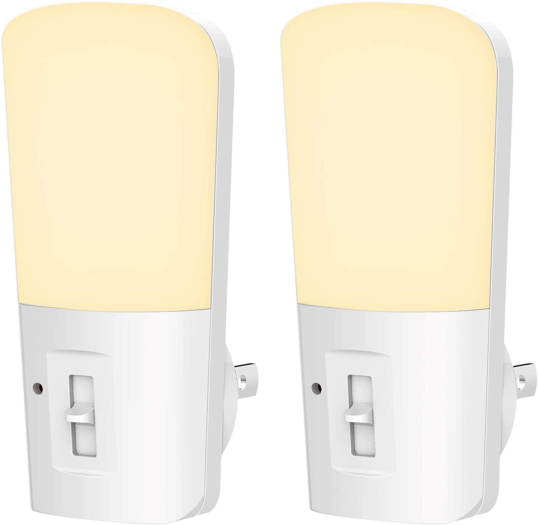 best plug-in night lights