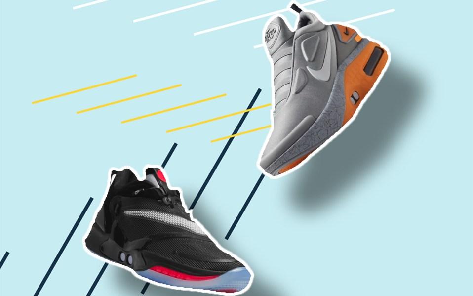 Nike adapt shoes