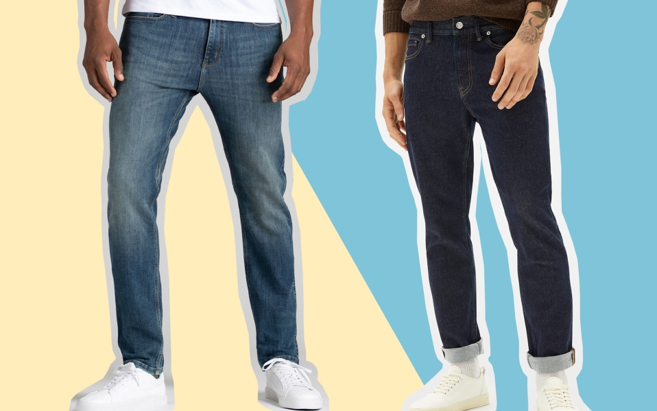 most comfortable jeans for men