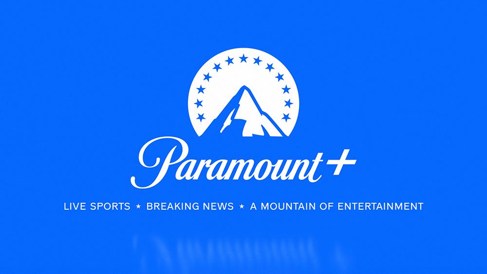 Paramount Plus Streaming Service Logo