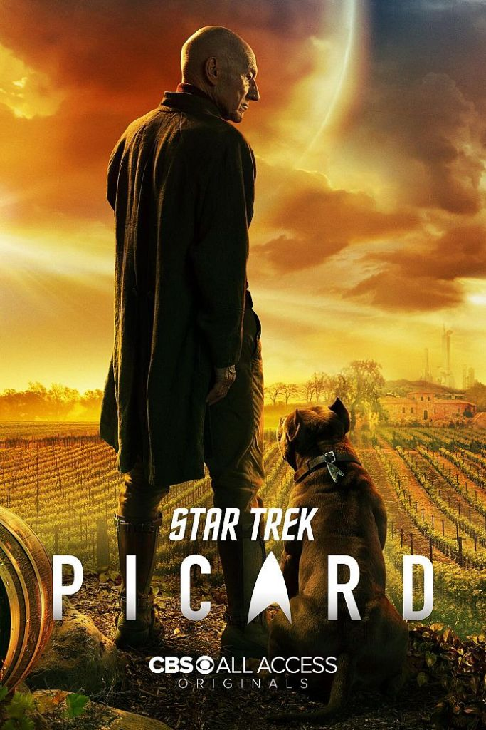 Paramount Plus Streaming Service Picard