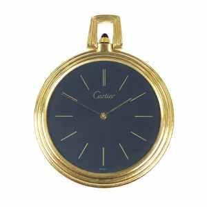 Cartier Pocket Watch