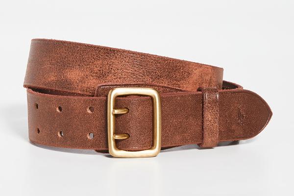 polo ralph lauren leather belts for men 2021
