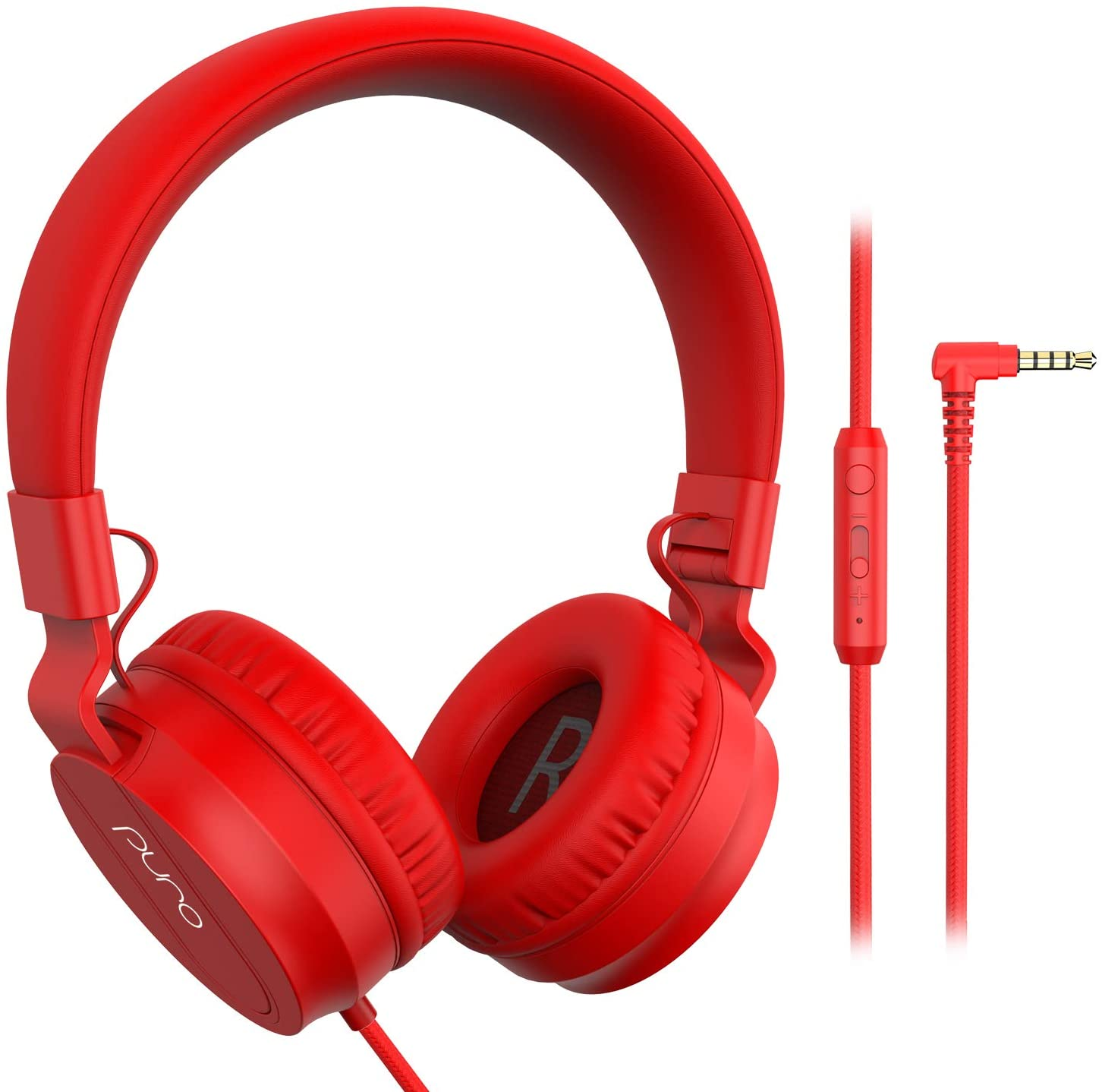 purobasic kids headphones for remote learning