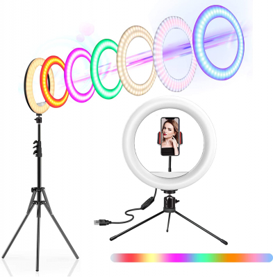 ring light gift for 10 year old