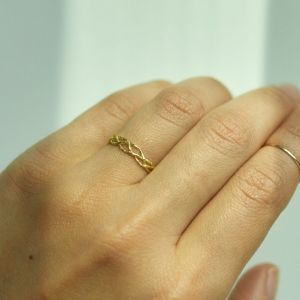 catbird braided ring, engagement rings under 1000
