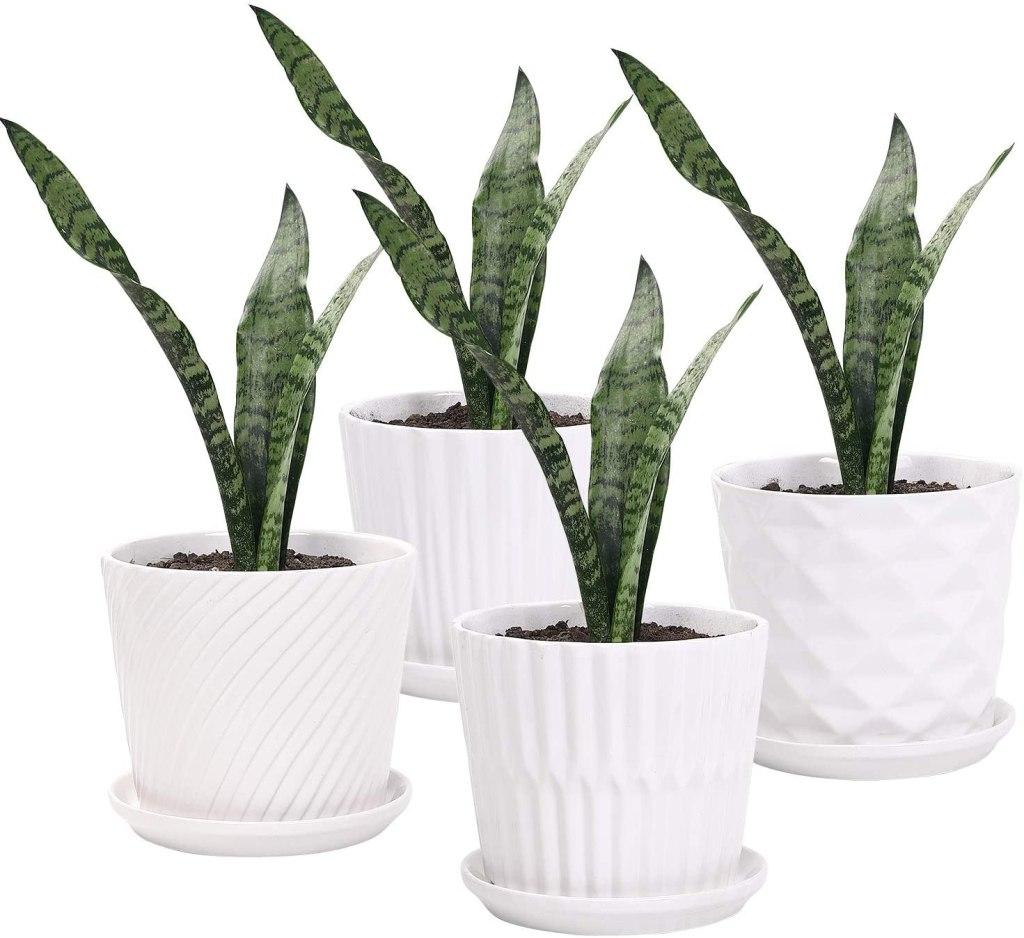 Seebest011 Ceramic Planters