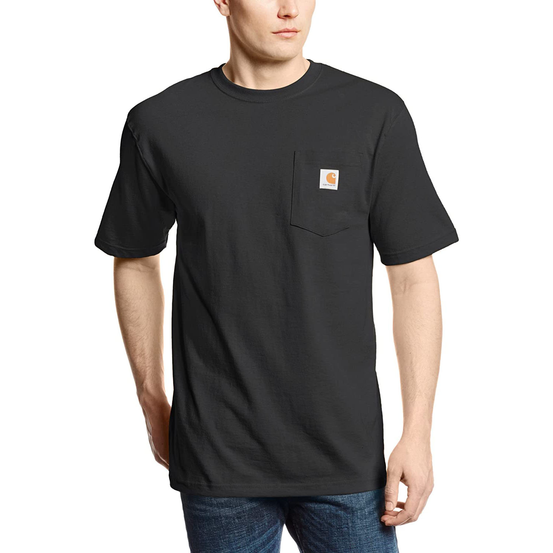 Carhartt K87 Workwear Pocket Short Sleeve T-Shirt