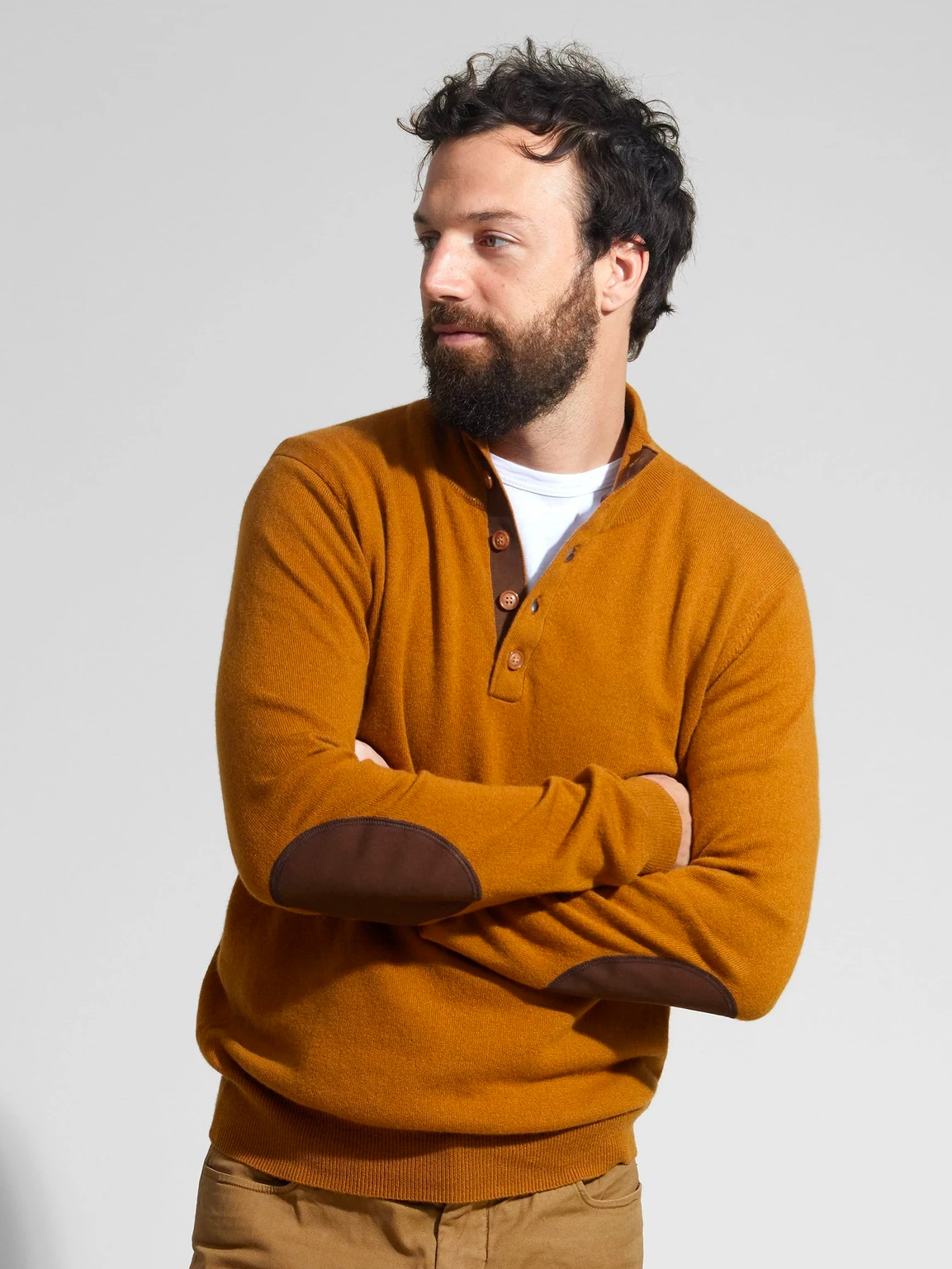state cashmere mock neck sweater