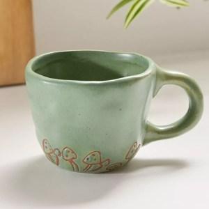 Peekaboo Ceramic Mug