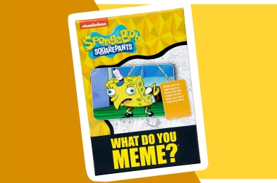 What Do You Meme? Spongebob Squarepants Expansion Pack