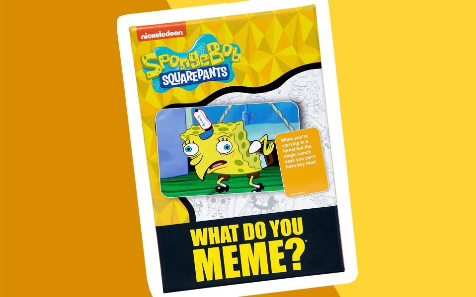 What Do You Meme? Spongebob Squarepants