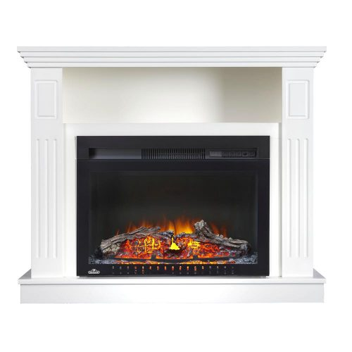 best tv stand with fireplace