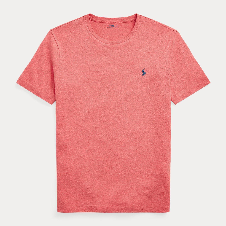 Ralph Lauren Jersey Crewneck T-Shirt