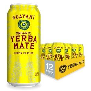 Yerba mate tea, coffee alternatives