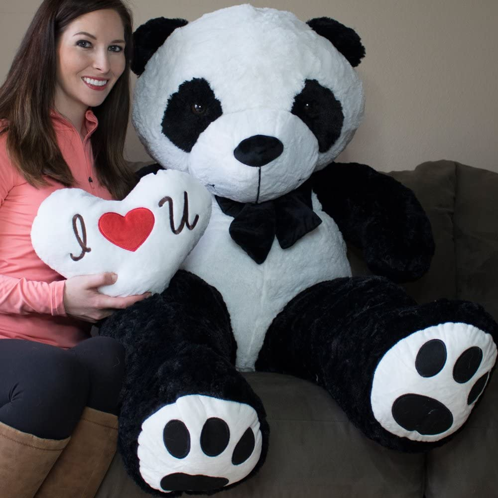 giant panda bear for valentine's day