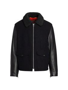 Rag & Bone shearling jacket, men's winter jackets on sale