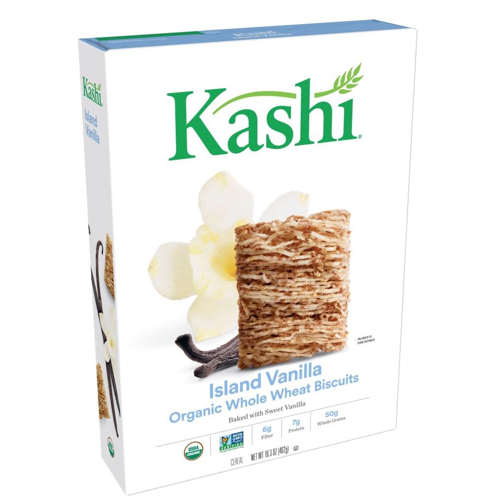Kashi Whole Wheat Biscuits, Island Vanilla